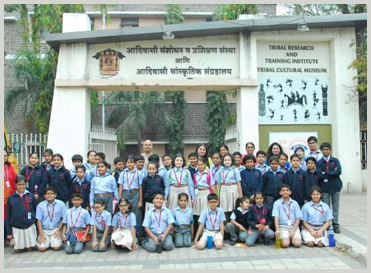 best school in bengaluru - field trip
