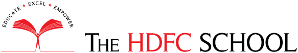 Logo of The HDFC School