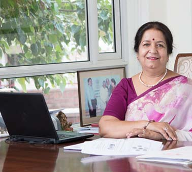 Our Education Leader - Mrs. Anita Makkar